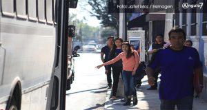En Congreso piden tarifa preferencial de transporte público a estudiantes