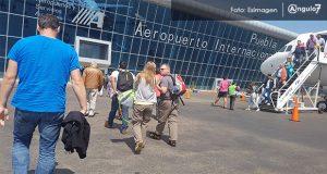 En enero, AIP aumenta vuelos y pasajeros a destinos nacionales