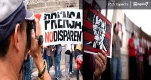Puebla suma tres ataques a periodistas y lidera a nivel nacional en febrero