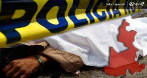 Hallan a joven ejecutado en terreno de San Pedro Chapulco