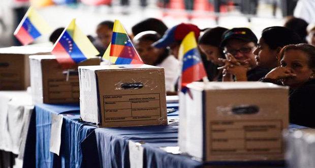 GCI busca facilitar elección en Venezuela; México no participa