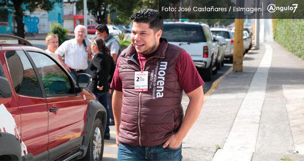 """Biestro, sin explicar """"imposición"""" de candidato en Ocoyucan, acusan"""