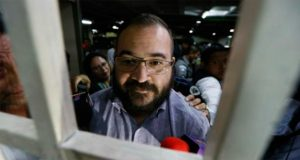 Pedirán aprehensión de Javier Duarte por delitos electorales