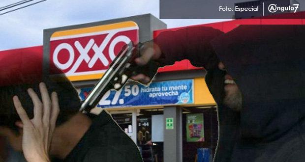 SSC detiene a dos señalados de robar al menos 10 tiendas Oxxo