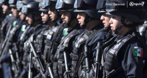 Comuna de Puebla y Policía Federal lanzan convocatoria para reclutamiento de personal. Foto: Especial