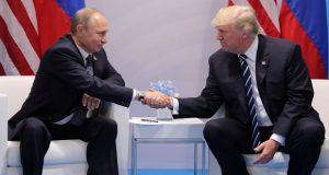 Putin y Trump se reunirán en Helsinki para tratar temas de seguridad