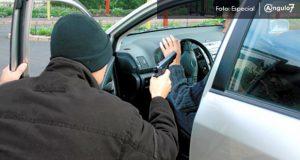 Puebla, 5º y 7º en robos de vehículos y a negocios durante agosto: ONC