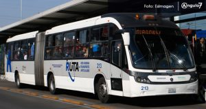 Xabier Albizuri Morett, informó que la Línea 3 de la RUTA tendrá que estar concluida entre abril y mayo. Foto: EsImagen