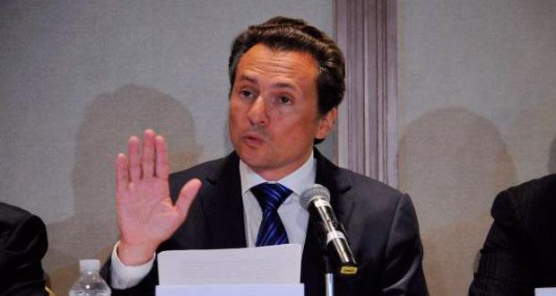 Lozoya Austin consigue suspender aprehensión por caso Odebrecht