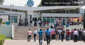 Sindicato de VW baja incremento salarial de 11 a 10 por ciento