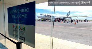 ASA inaugurará el viernes la nueva ruta La Paz-Puebla-Chiapas