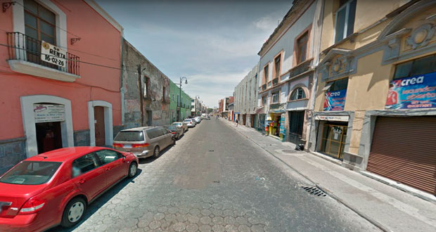 Proponen peatonalizar calles de CH de Puebla y crear recorridos: regidor