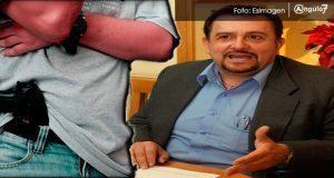 Exedil interino de Puebla exige a Pacheco justicia por su atentando