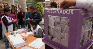 Proceso electoral en Puebla se llevará a cabo pacíficamente: Gali.