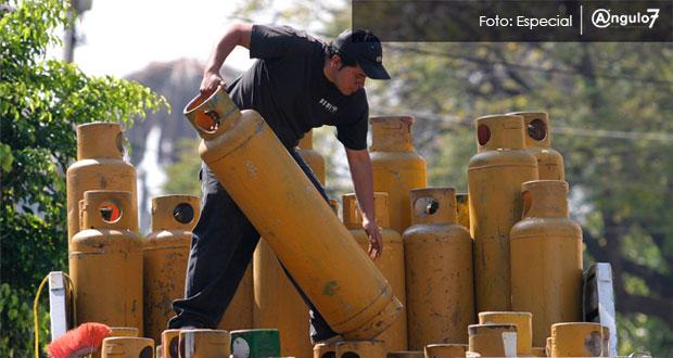 Costo promedio anual de gas LP aumenta 25% en el país