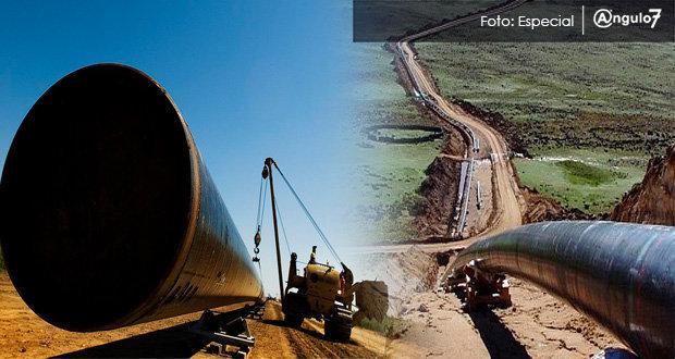 Edil de Pahuatlán se deslinda de problemas por gasoducto Tuxpan-Tula