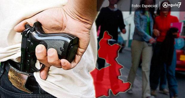 8 de cada 10 en Puebla capital con temor a delincuencia en 1T