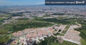 Asentamientos irregulares afectan zona natural en La Calera