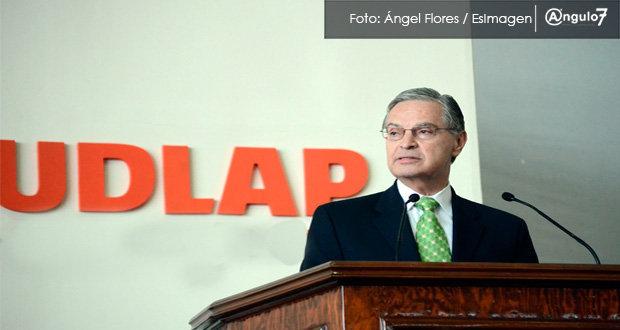 Udlap otorga permiso a Derbez; buscará la candidatura del PAN para 2018. Foto: EsImagen