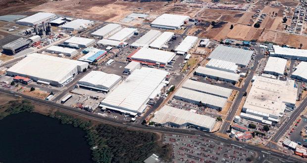 Tres nuevos parques industriales tendrá Puebla; dos iniciarán obras en 2019. Foto: Google Earth