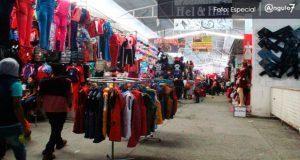 Sin erradicar importación de prendas ilegales a Puebla: Canaive