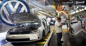 Secotrade espera que VW logre producción similar a 2017 pese a caídas