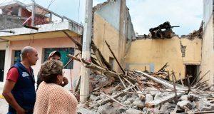 1 de cada 3 casas en Metepec se dañaron por sismo, afirman