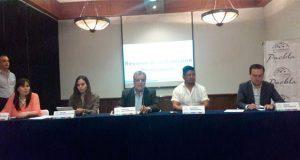 Por convenio, diputados de Puebla sesionaron en Camino Real