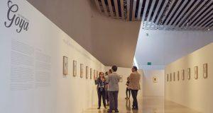 Hasta el 15 de octubre podrás ver exposición de Goya en el MIB