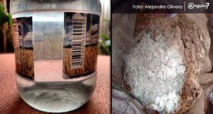 """Agua con """"exceso"""" de calcio daña red hidráulica en San Manuel, acusan"""