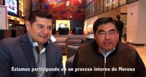 Armenta y Barbosa se unen en búsqueda de candidaturas en Morena