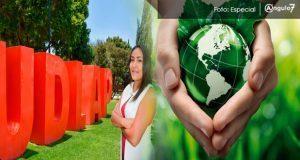 Alumna de la Udlap participará en foro mundial de sustentabilidad