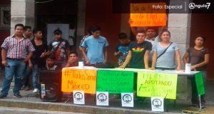 Fnerrr habilita centros de acopio en Atlixco, Huauchinango e Izúcar