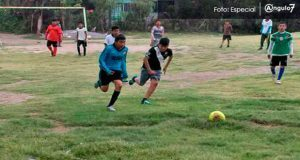 En Cuayuca, se promueven actividades juveniles con el deporte