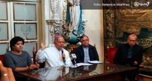 Arquidiócesis reporta 226 iglesias dañadas y pide no tocar campanas