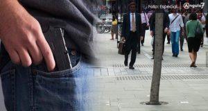 Estas son las colonias con más reporte de robo a transeúnte en Puebla