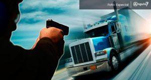 En robo a transportistas, Puebla es 2º lugar