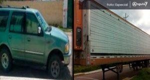 En acciones diferentes, SSP asegura vehículos con reporte de robo
