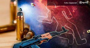 Homicidios del crimen organizado en Puebla bajan 16.3%