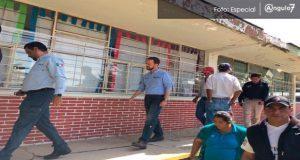 Tras sismo, daños en iglesias y escuela de juntas auxiliares: Banck