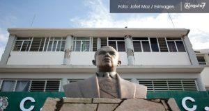 Con nostalgia, despiden al Centro Escolar de Izúcar, construido hace 62 años