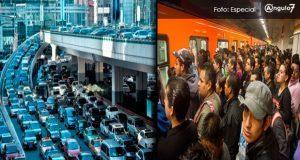 Estudio posiciona a CDMX como 5ª ciudad más estresante de LA
