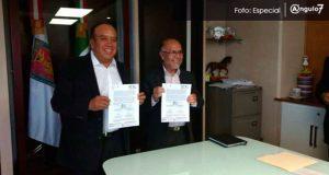 ITS Tepeaca y Universidad Politécnica de Tlaxcala firman convenio