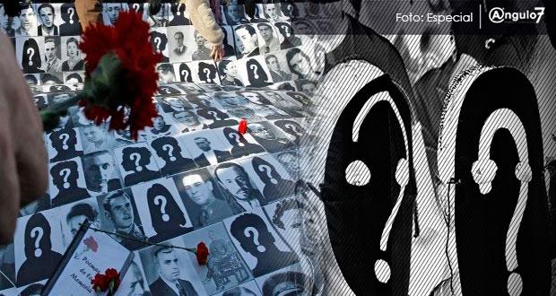 De enero a marzo, van mil 438 desapariciones; bajan 38%: Encinas