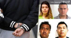 Detienen a 4 con pornografía infantil, 2 vinculados en homicidio de Huexotitla