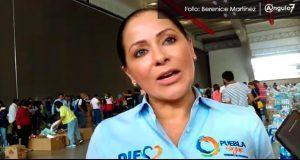 DIF estatal permite acompañamiento ciudadano para entregar víveres: López