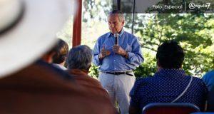 Urge combatir corrupción e impunidad en Puebla: Enrique Cárdenas