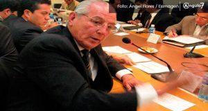 Tras 1 año de proceso, exoneran a Castillo Montemayor por peculado