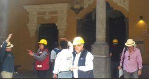 Ingenieros y arquitectos gratuitamente evalúan inmuebles de Puebla