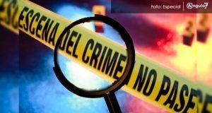 Conflicto personal, presunto móvil de asesinato de 2 en Huexotitla